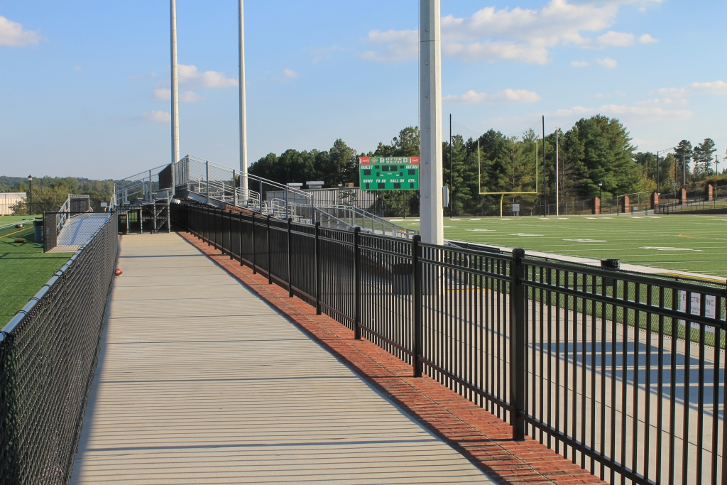 Chain Link Fences Accurate Fence Atlanta Fence Company