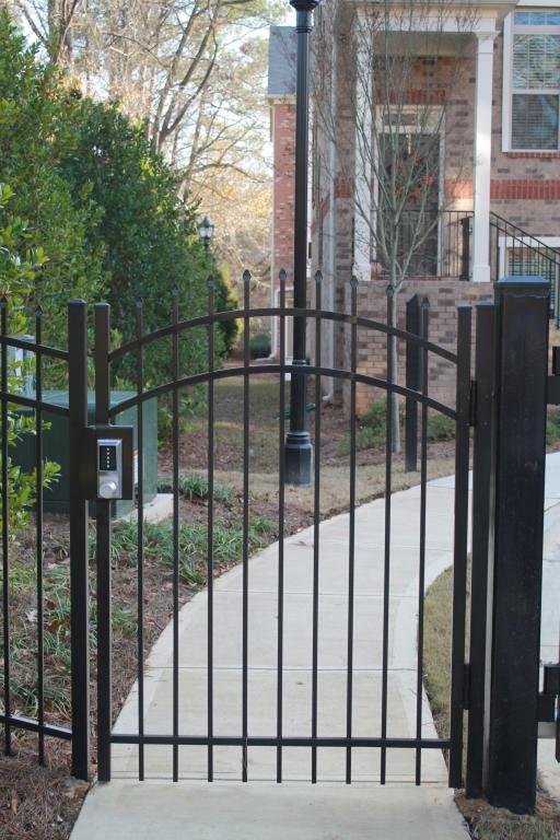 Gates Accurate Fence Atlanta Fence Company