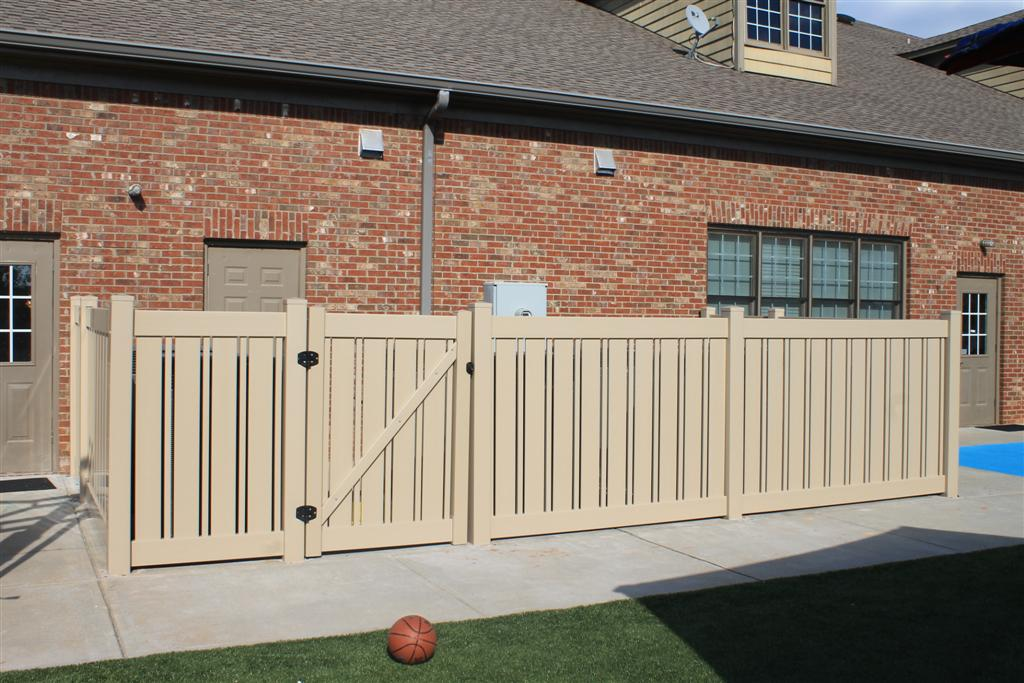 Pvc Amp Vinyl Fences Accurate Fence Atlanta Fence Company